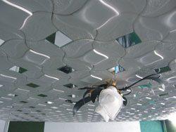монтаж потолочной плитки г.Иркутск