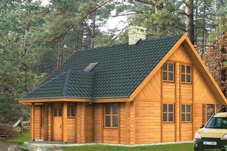 дома на основе деревянного каркаса г.Иркутск