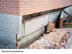 Восстановление фундамента г.Иркутск