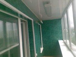 козырьки на балкон в Иркутске