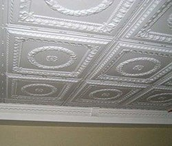 Потолочная плитка г.Иркутск, плитка на потолок