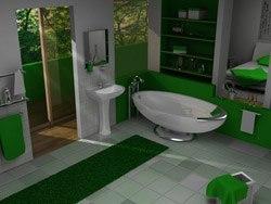 Ремонт ванной комнаты в Иркутске