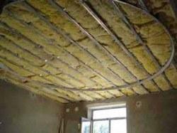 Утепление потолка в Иркутске. Утеплить потолок г.Иркутск